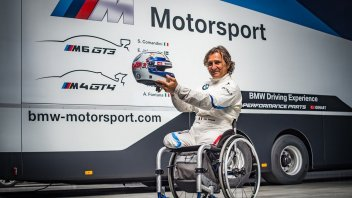 Auto - News: Zanardi di nuovo in terapia intensiva all'Ospedale San Raffaele di Milano