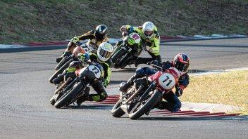 Moto - News: Moto Guzzi Fast Endurance: a Vallelunga il primo weekend di gare 2020