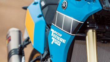 Moto - News: Yamaha Ténéré 700 Rally Edition: ecco il prezzo