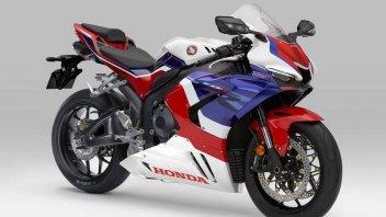 Moto - News: Honda CBR 600: il ritorno della Supersport con una piccola Fireblade?