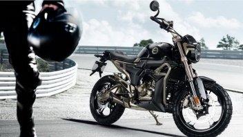 Moto - News: Zontes: arrivano due 125, una naked ed una cafe racer