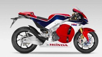 Moto - News: Honda vuole sfidare la Ducati con una nuova V4? La voce dal Giappone