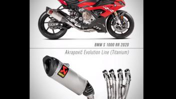 """Moto - News: Akrapovic: come """"cantano"""" le supersportive con il giusto scarico"""