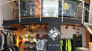 Moto - News: Tucano Urbano apre il primo negozio monomarca a Milano