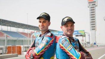 Moto2: Marc VDS: Fernandez-Lowes preparano il Mondiale studiando la Superbike