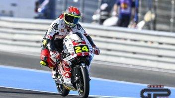 Moto3: Jerez: Pole position da record per Suzuki, Migno 2°
