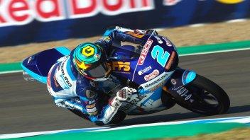 Moto3: FP2: Rodrigo si conferma il migliore a Jerez, 3° Migno