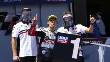 """Moto3: Jerez, tripletta in qualifica per Suzuki: """"Ma ora voglio il podio"""""""