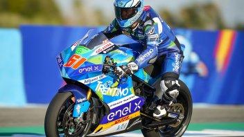 MotoE: Frattura al femore per Alessandro Zaccone, non correrà a Jerez