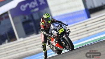 MotoGP: Cal Crutchlow is going to the hospital for further medical checks