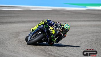"""MotoGP: Taramasso: """"some Rossi's tyre problems are caused by his riding style"""""""