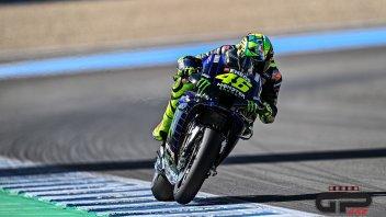 """MotoGP: Rossi 13° nelle FP1: """"devo migliorare le sensazioni con M1 e gomme"""""""