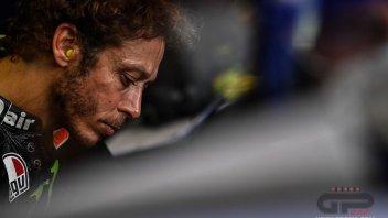"""MotoGP: Rossi: """"Nuova M1 ma sempre i vecchi problemi con le gomme"""""""