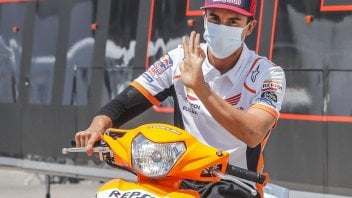 """MotoGP: Marc Marquez: """"the only objective is to see my conditions in FP3"""""""