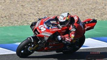 """MotoGP: Dovizioso: """"Guarderò i dati di Bagnaia, derapa meglio di me"""""""