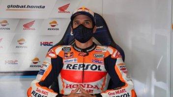 """MotoGP: Alex Marquez: """"Cadere fa parte del mio lavoro, sono stato ottimista"""""""