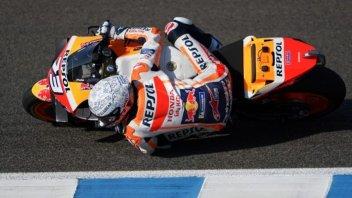 """MotoGP: Alex Marquez: """"L'obiettivo è finire: non ho fiducia con questa moto"""""""