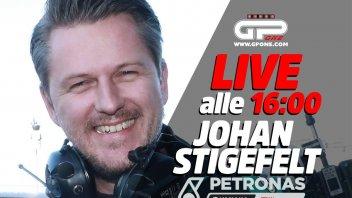 MotoGP: LIVE - Stigefelt, manager Yamaha Petronas: alle 16 la verità su Rossi