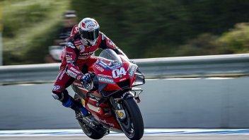 """MotoGP: Dovizioso: """"Per Ducati non ho motivazioni? Meglio non rispondere"""""""