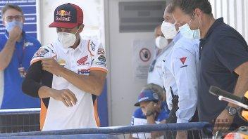 """MotoGP: Marquez: """"Se non ci avessi provato non me lo sarei mai perdonato"""""""