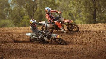 MotoGP: Jack Miller: allenamento da Dakariano con Toby Price