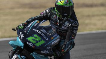 """MotoGP: Morbidelli: """"Marc is risking, but to win the title he must do that"""""""