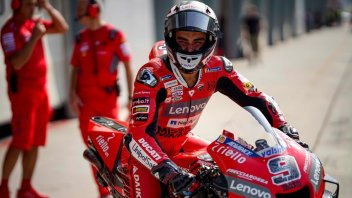 MotoGP: Jerez Test: Fall for Petrucci with neck contracture