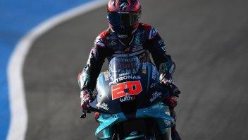 """MotoGP: Quartararo: """"So di avere un buon passo, ho usato le prove come un test"""""""