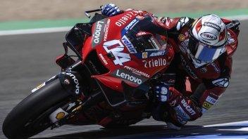 """MotoGP: Dovizioso: """"Bagnaia e Miller? Non sono più veloci di me sul passo"""""""