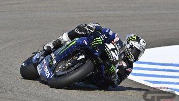 MotoGP: Yamaha brilla a Jerez: Vinales beffa un ritrovato Rossi nella FP1