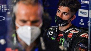 """MotoGP: Vinales: """"Nel box c'è armonia, Yamaha è reattiva: è tutto più facile"""""""