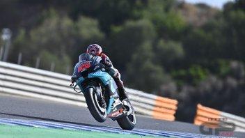 MotoGP: FP3 Jerez: Quartararo da record su Miller. Rossi 8°, si prende la Q2