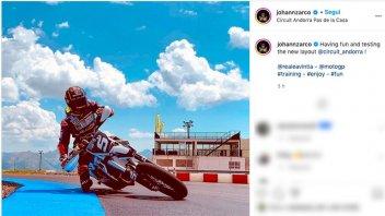 MotoGP: Johann Zarco promuove il nuovo layout del circuito di Andorra