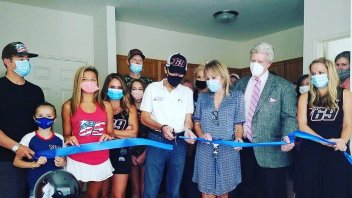 News: A homeless complex in Owensboro named after Nicky Hayden
