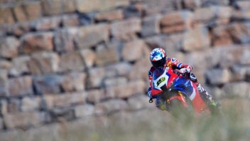 SBK: Honda and Bautista sharpen their weapons in Aragon before Jerez