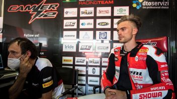 SBK: OFFICIAL – Consensual split between Camier and Barni