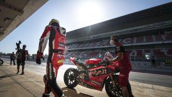SBK: Mercato Ducati: Davies in bilico, per Rinaldi è la grande occasione