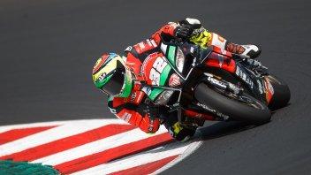 SBK: CIV, Savadori in fuga. Pirro: è domenica-no Ducati, Bernabè squalificato