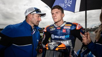 SBK: Yamaha: tests go ahead, special permits for Gerloff and Razgatlioglu