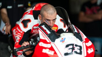 "SBK: Melandri: ""2019 was a bad year, I didn't deserve to end my career like that"""