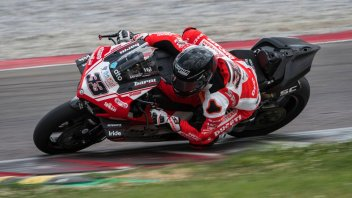 "SBK: Melandri: ""I want to give what I didn't manage to do last year"""
