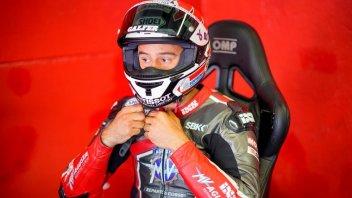"""SBK: Krummenacher: """"The shortcomings regard the team, not MV Agusta"""""""