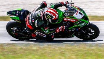 SBK: Rea chiude in bellezza i test di Barcellona con un tempo da MotoGP