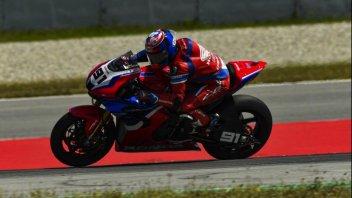 """SBK: Haslam: """"Al momento la Honda non può vincere"""""""