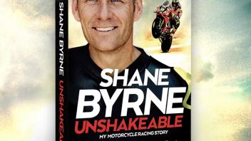 SBK: Unshakable: la vita di Shane 'Shakey' Byrne al limite è ora un libro