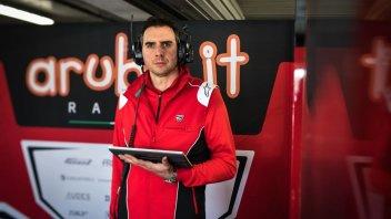 """SBK: Zambenedetti: """"The Ducati won't suffer in the straight like in Australia"""""""
