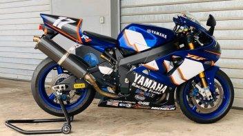 Moto - News: In vendita una Yamaha R7 Replica Bol d'Or edizione limitata del 1999