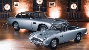 Auto - News: Aston Martin DB5 Junior: 50.000 euro per possedere l'auto di 007