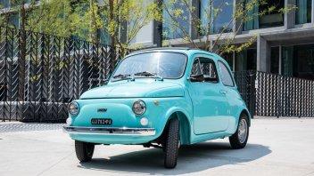 Auto - News: Pneumatici Pirelli per Fiat 500: tecnologia moderna e aspetto retrò