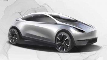 Auto - News: Tesla: in arrivo una compatta Model 2, costerà meno di 30.000 euro